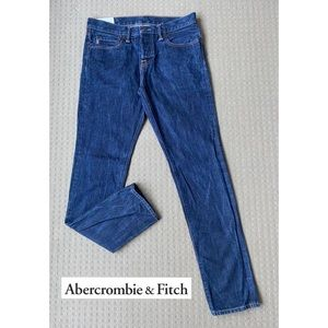 Abercrombie & Fitch Mid Rise Skinny Jeans W31 L32